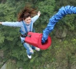 Sofia Bungee Jumping