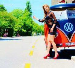 Sofia Party Bus Transfer Stripper