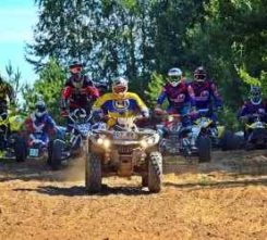 Sofia Quad Biking