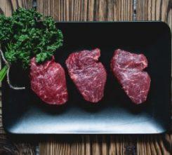 Sofia Steak Dinner