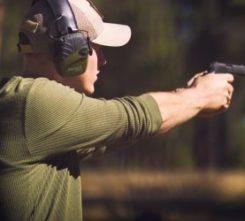 Split Pistol Shooting