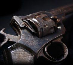 Split Revolver Shooting