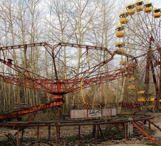 Stag Kiev Chernobyl Tour