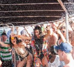 Tenerife Booze Cruise