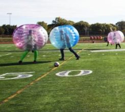 Warsaw Bubble Football