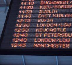 Warsaw Modlin Airport Return Transfers