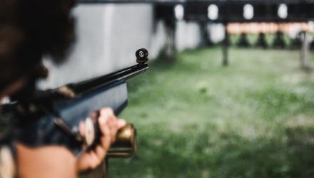 Warsaw Shooting Machine Guns