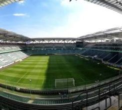 Warsaw Stadium Tour