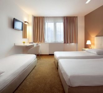 Zagreb 4 Star Central Hotel