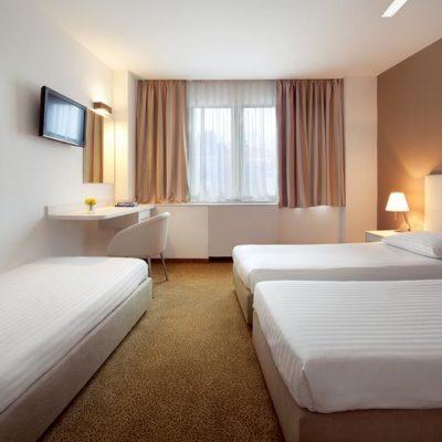 Zagreb 3 Star Central Hotel